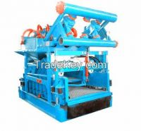 oil drilling mud solid control mud cleaner