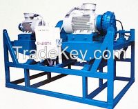 oil drilling mud solid control mud centrifuge