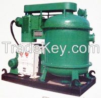 oil drilling mud solid control vacuum degasser