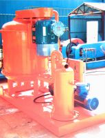 Vacuum Degasser for Oil drilling mud solids control