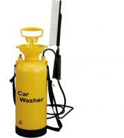 Plastic Knapsack Pressure Portable Car Washer Sprayer for easy use
