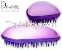 Detangler hairbrush
