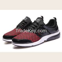 Cheapest Sneakers New Korean Fashion Breathable Mixed Colors Casual Sports Shoes Red Black