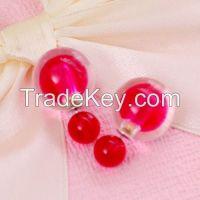 Cheapest Earrings Elegant Korean Style Candy Color Ball-shaped Ear Nails Earrings Rose