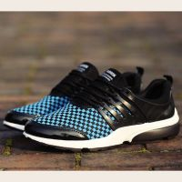 Cheapest Sneakers New Korean Fashion Breathable Mixed Colors Casual Sports Shoes Blue Black
