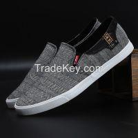 men casual shoes slip-on sneaker for summer