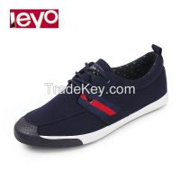 LEYO 2016 summer casual men shoes vulcanized shoes slip-on and lace-up sneaker
