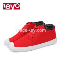 LEYO 2016 SUMMER WOMAN CASUAL SHOES CANVAS LACE-UP SNEAKER