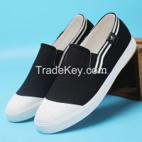 LEYO summer women shoes casual shoes canvas slip-on sneaker