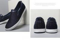 leyo 2016 summer man casual shoes vulcanized shoe slip-on sneaker