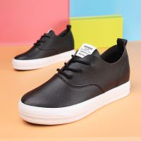 LEYO 2016 SUMMER WOMAN CASUAL SHOES  PU LACE-UP SNEAKER