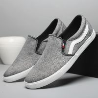LEYO summer man shoes dk grey, light grey, jersy,casual shoes classic slip-on sneaker