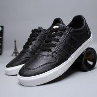 leyo 2016 summer man casual shoes PU shoes vulcanized shoe lace-up sneaker