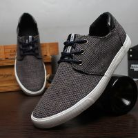 LEYO summer man shoes black or navy color casual shoes fashion lace-up sneaker
