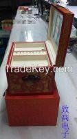 10inch Vedio Box for Wedding/Perfume/Zippo/Watch/Jewelry