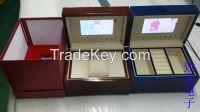 4.3inch LCD Vedio Box for Watch/Jewelry/Perfume/Zippo