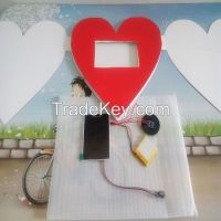"""2.8"""" LCD Vedio Greeting Card/Wedding Invitation Card/Promotional Gift"""