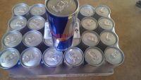 ENERGY DRINK AUSTRIAN ORIGIN /Red / Blue / Silver / Extra