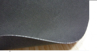 Waterproof PU Coated Taslon and knitted 20D Fabric for Down Jacket