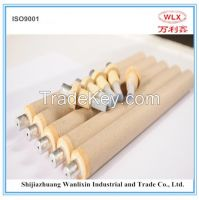 expendable immersion thermocouple
