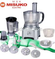 Kitchen electric multifunctional food processor