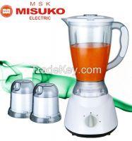 Kitchen appliance 3 in 1 food mixer blender