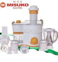 10 in 1 kitchen plastic blender juicer with slicer