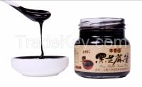 black sesame sauce sesame seed paste delicious sesame paste