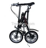 Folding outdoor bicycle /14 inch mini folding bike