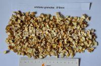 Dehydrated Shiitake granules 8*8mm