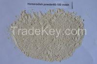 Dried horseradish powder