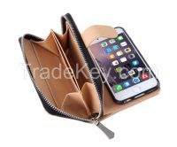 Good Quality China Supplier 5.5 Inch Wallet Phone Case For iPhone 6s plus