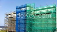 Green Hdpe  construction safety netting