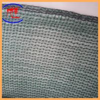 mono knitted HDPE shade net