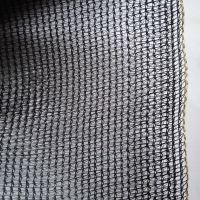 hdpe virgin material black sun shade netting