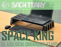 Space King Ergonomic Monitor Stand