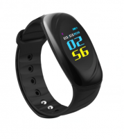 latest private design bluetooth fitness tracker smart bracelet with colour screen