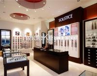 Eye Attractive Decoration Optical Shop Interior Design