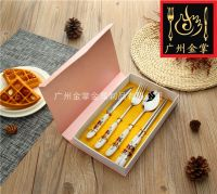 JZC005 | Ceramic Style Stainless Steel Tableware And Kitchenware Items