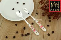 JZC003 | Stylish Stainless Steel Tableware Items From Chinese Manufacturer