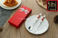 JZC006 | Gift Pack Stainless Steel Tableware Sets