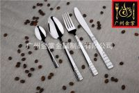 JZC014 | Stainless Steel Tableware Sets From Chinese Manufacturers