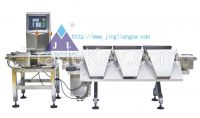 Automatic online weight sorting machine checkweigher JLCW-1000-6D
