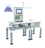 High accuracy online automatic checkweigher JLCW-1200
