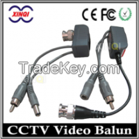 CCTV BNC Video Balun With DC And RCA Connector