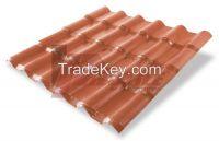 Izotile PVC-ASA Roofing