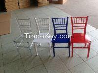 Kiddies Tiffany and Plastic Chairs