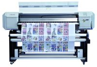 Textile refit system for banner printer, leather printer/ Textile Take-up & Feeding System C2 for printer