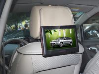 """7"""" Headrest DVD Players (with touch screen and games)"""