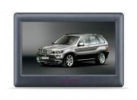 7 inch headrest dvd player (with 32 bit games and touch screen)